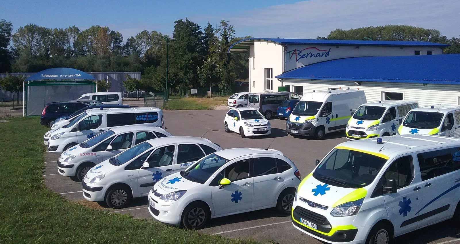 Les Ambulances Isere
